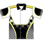 Image of custom designed motorsports shirt