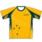 Image of Field Hockey Custom Designed shirt for hockey team uniform