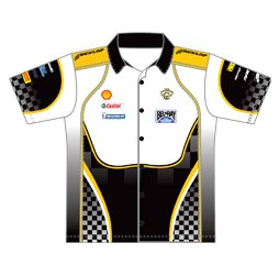 Pit Crew Shirts >> Pro Pit Crew Racing Shirt Sublimated Racing Apparel Captivations