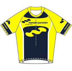 Womens Cycling Jersey Front