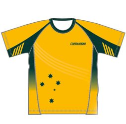 Custom Field Hockey Shirt Front