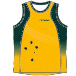 Field Hockey Jersey Front