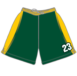 comp basketball shorts custom designed to suit all basketball team uniforms