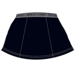 Field Hockey Skirt 49