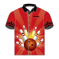 4b3e5eba Mens Bowling Shirts | Bowling | Custom Shirt | Captivations ...