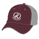 Image 1 of custom foam trucker cap from Captivations Sportswear