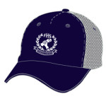 Image 13 of custom foam trucker hat from Captivations Sportswear