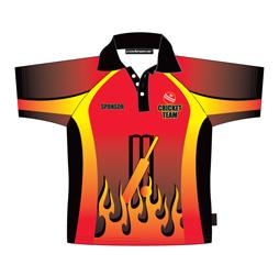 23f8ed22f62 Sublimated Cricket Jerseys